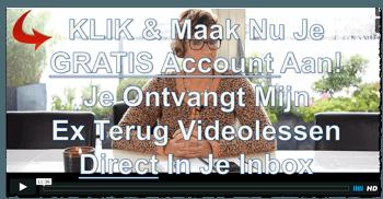 klik en maak account aan